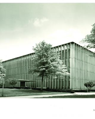 Decorative Image - Hunt Library