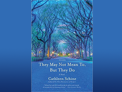 Book cover for They May Not Mean To, But They Do
