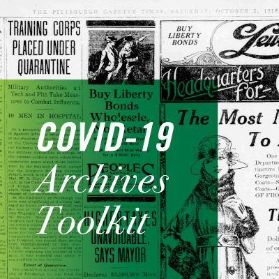 University Archives COVID-19 Toolkit