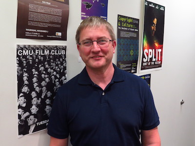Inside the Film & Video Collection with Jeff Hinkelman
